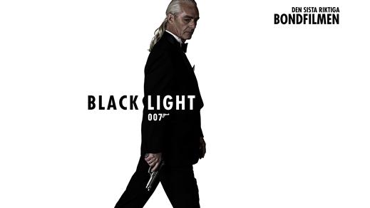 Bild för BLACKLIGHT - Den Sista Riktiga Bondfilmen, 2018-02-17, Kulturhuset i Svalöv