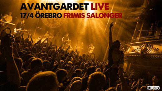Bild för Avantgardet, 2020-09-26, Frimis Salonger Örebro