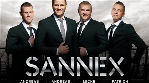 Bild för SANNEX, 2018-01-27, Huskvarna Folkets Park