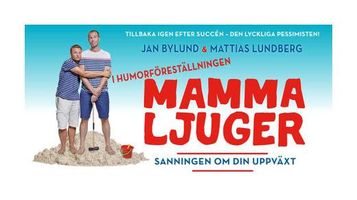 Bild för Mamma Ljuger - Lindesberg, 2019-11-29, Lindeskolans Aula