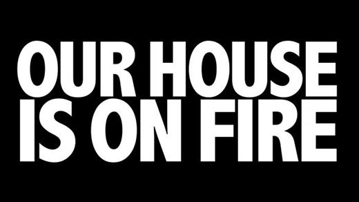 Bild för Our house is on fire, 2020-11-10, Kalix Folkets Hus