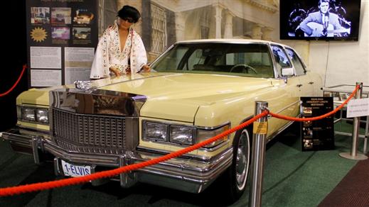 Bild för Elvisforum Elvishelg, 2021-08-07, Motala Motormuseum