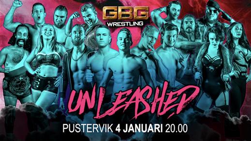 Bild för GBG Wrestling - Unleashed, 2019-01-04, Pustervik