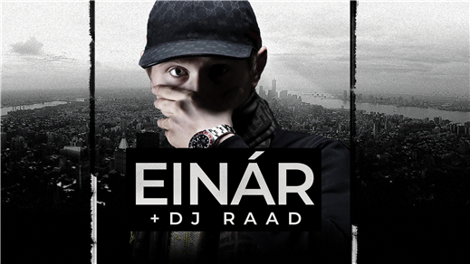 Bild för Einár - (åldersgräns: +13 år), 2019-06-29, Halmstad Live