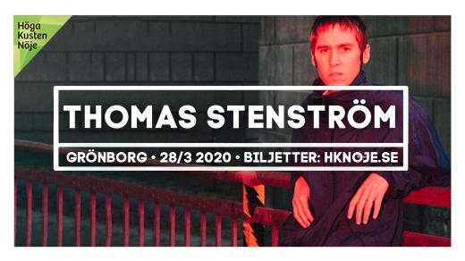 Bild för Thomas Stenström | Grönborg, Sundsvall, 2020-03-28, Grönborg