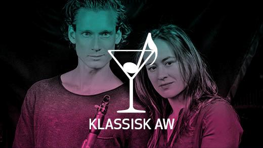 Bild för Inställt: Klassisk AW - Holmander & Serotyuk, 2020-11-19, UKK - Restaurangen/Sal D
