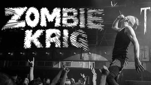 Bild för Zombiekrig + TAR, 2018-12-29, Sticky Fingers
