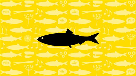 Bild för Klassisk sillunch på UKK 2020, 2020-04-30, UKK - Restaurangen