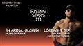 Rising Stars III Proffsboxning