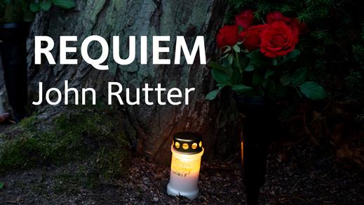 Bild för Requiem, John Rutter, 2019-04-07, Heliga Trefaldighets kyrka