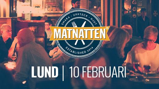 Bild för Matnatten Lund, 2021-02-10, Tillkännages vid senare tillfälle