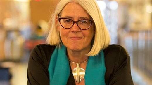 Bild för Ulrika Knutson - Den besvärliga Elin Wägner, 2020-02-19, Vävenscenen