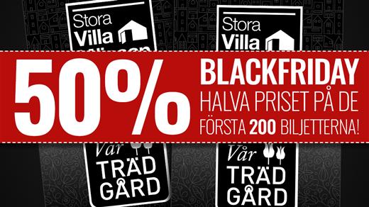 Bild för BLACK FRIDAY - Malmö & Göteborg, 2019-03-07, Malmömässan