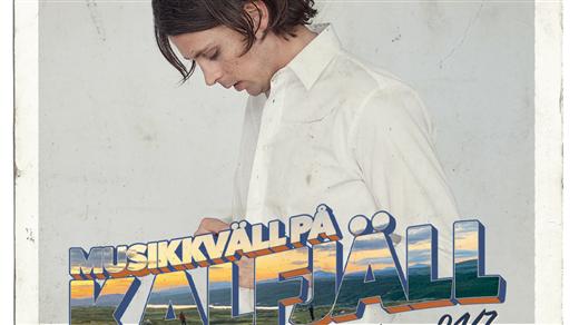 Bild för Albin Lee Meldau I Musikkväll på Kalfjäll, 2021-07-24, Hamrafjället, Tänndalen