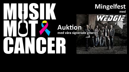 Bild för MUSIK MOT CANCER 17/11, 2018-11-17, Apollon, Folkets Hus Kulturhuset