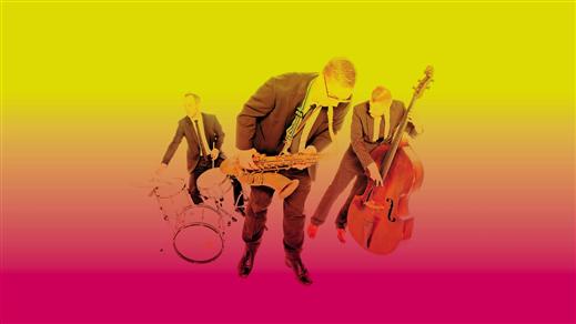 Bild för Umeå Jazzstudio: LSDz, 2019-04-04, Studion, Umeå Folkets Hus