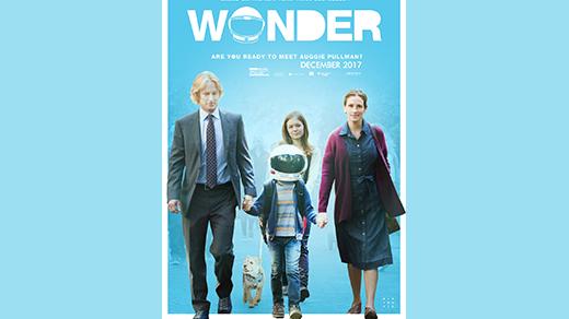 Bild för Wonder  (Barntillåten), 2018-03-08, Biosalongen Folkets Hus