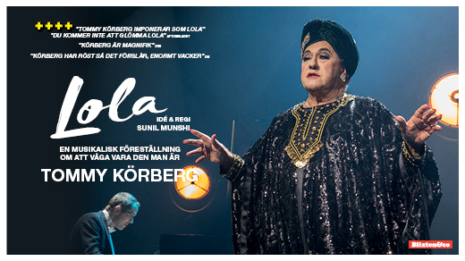 Bild för Tommy Körberg – Lola, 2019-02-17, UKK - Stora salen