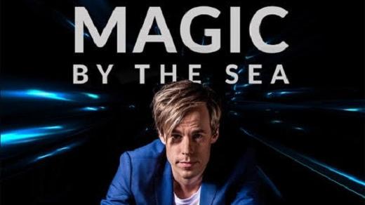 Bild för Magic by The Sea - Jacob Schenström, 2019-07-24, Grand Hotel I Mölle