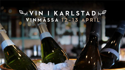 Bild för Vin i Karlstad 12-13 april, 2019-04-12, Olssons Bazar