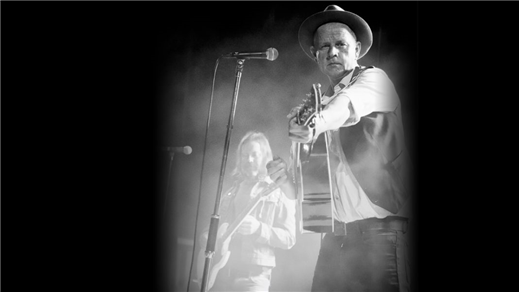 Bild för Per Persson & Niclas Frisk - Live på Bar Teatral, 2018-04-06, Nöjesfabriken