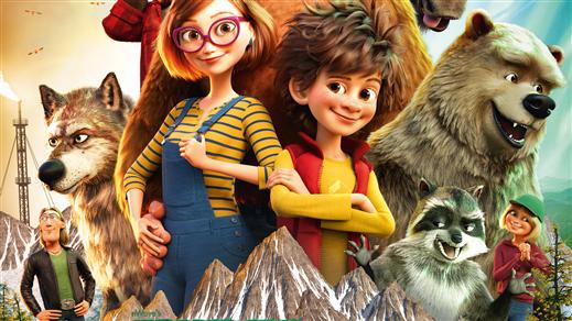 Bild för Familjen Bigfoot (Sv. tal), 2020-10-25, Bräcke Folkets hus