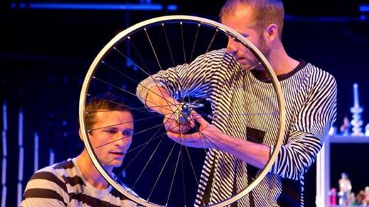 Bild för Cykla bak och fram (kl 14), 2017-04-29, Kulturskolan