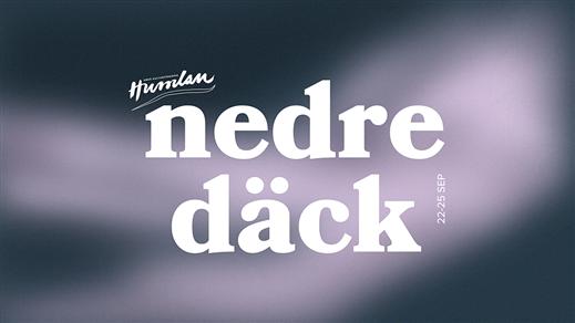 Bild för Nedre Däck, 2021-10-01, Vävenscenen