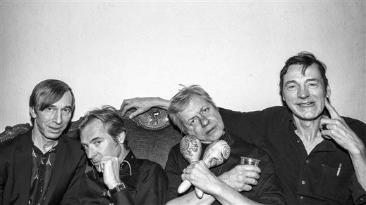 Bild för The Fleshtones (US), 2020-05-09, Musikens Hus Stora Scen
