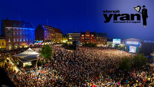 Bild för Storsjöyran 2019, 2019-08-02, Storsjöyran