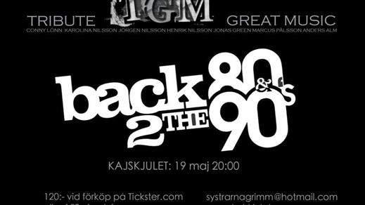Bild för Tribute to Great Music, 2018-05-19, Kajskjulet