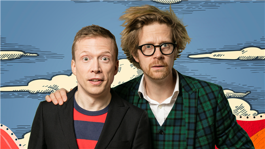 Bild för Så funkar det – The show! Med Anders & Måns, 2021-06-03, Södra Teaterns Stora Scen