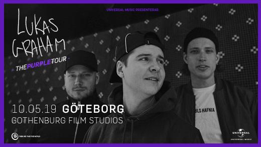 Bild för Lukas Graham (DK), 2019-05-10, Gothenburg Film Studios