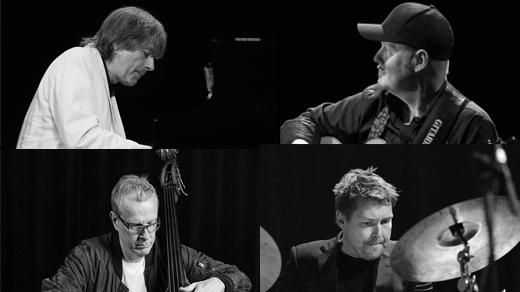Bild för Jan Lundgren - Ulf Wakenius Quartet, 2020-04-17, Rydbergssalen, Jönköpings Konserthus