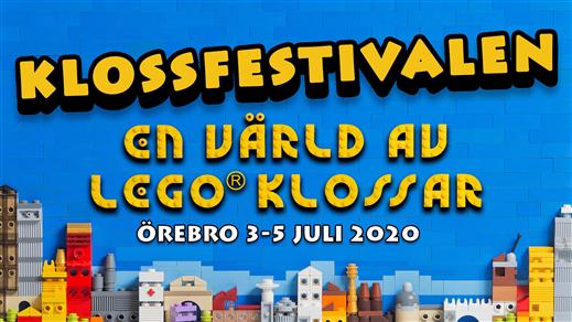 Bild för Klossfestivalen Örebro 3-5 juli 2020, 2020-07-03, Conventum Arena
