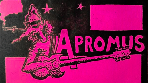 Bild för Apromus Live, 2021-06-19, Kafé Himlavalvet