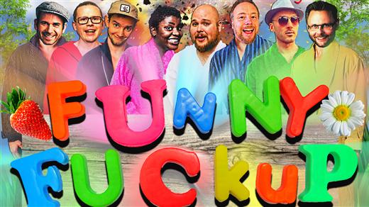 Bild för Funny Fuckup, 2018-08-29, Draken (M)