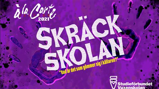 Bild för Skräckskolan film (alla grupper), 2021-09-30, Huset