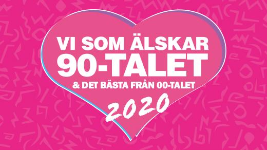 Bild för Vi som älskar 90-talet - UMEÅ, 2020-08-21, Umeå Energi Arena Sol