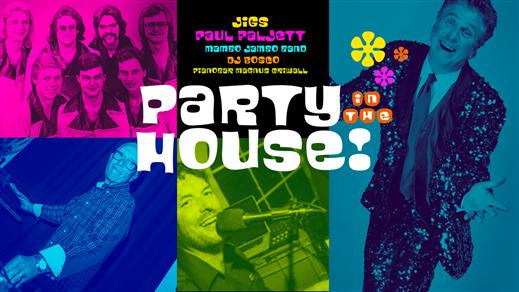 Bild för PARTY IN THE HOUSE - JIGS & PAUL PALJETT 28/9, 2019-09-28, Apollon, Folkets Hus Kulturhuset
