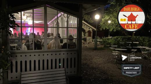 Bild för Dahlbergs Veranda - Aurell/Stanley/Pitcher, 2021-08-12, Dahlbergs Café Verandan
