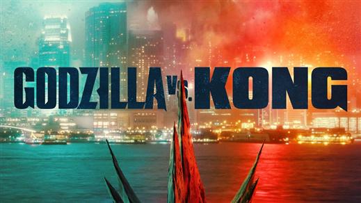 Bild för Bio: Godzilla vs Kong, 2021-06-09, Kulturhuset Finspång, Stora Salongen
