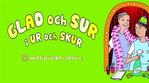 Bild för MTV Barn - GLAD OCH SUR PROD, 2021-10-10, Kammaren i Spira
