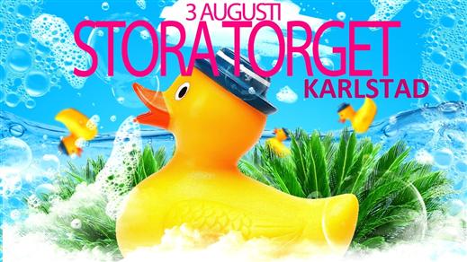 Bild för Summerbreeze Karlstad, 2019-08-03, Stora Torget Karlstad