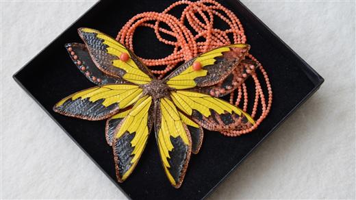 Bild för Samla och bära smycken - Ett personligt perspektiv, 2020-10-01, Hallwylska museet