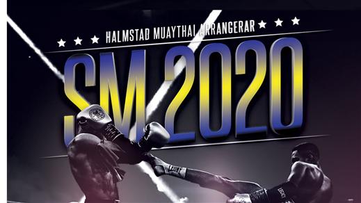 Bild för SM Thaiboxning 2020 Finaldagen, 2020-02-29, Halmstad Arena C1