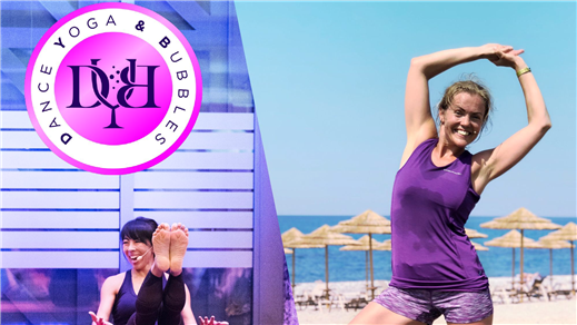 Bild för Dance, Yoga & Bubbles!, 2019-06-26, Clarion Hotel Post