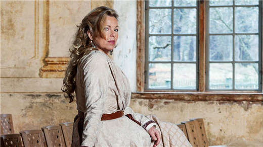 Bild för Lunchteater: Shakespeares dotter, 2018-12-03, Studion, Umeå Folkets Hus