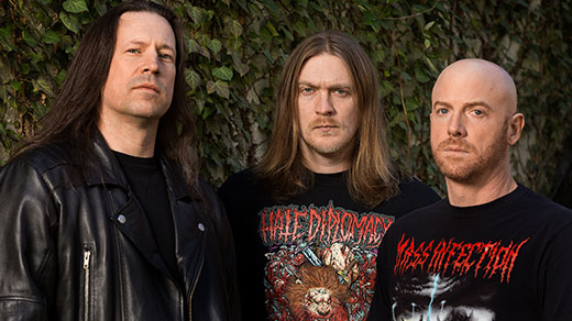 Bild för Dying Fetus + Support 16/10, 2017-10-16, Sticky Fingers