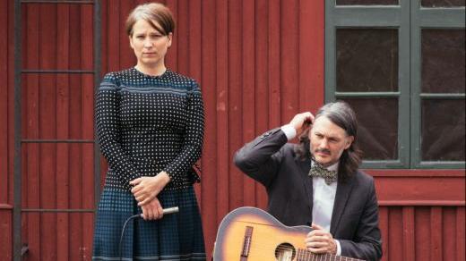 Bild för Kärlek, tro och lite hopp 22/3 kl. 12:00, 2018-03-22, Caféscenen, Västerbottensteatern